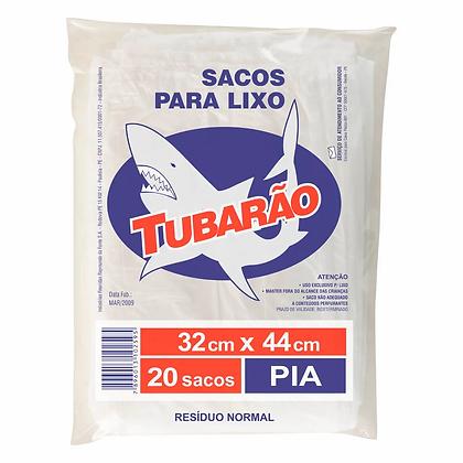 Sacos para Lixo de Pia - Tubarão - 32cm x 44cm