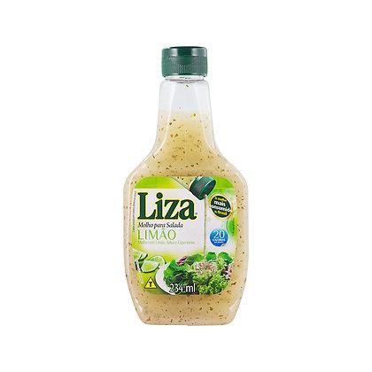 Molho p/ Salada Limão - Liza - 234ml