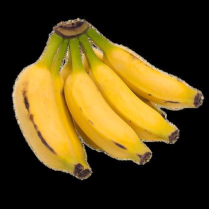 Banana Prata - Unidade