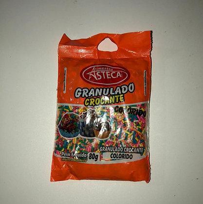Granulado Colorido - Alimentos Asteca - 80g