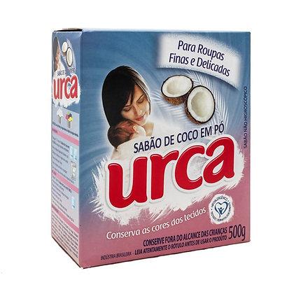 Sabão de coco em pó - Urca - 500g