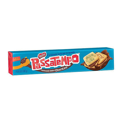 Biscoito Passatempo - Chocolate - Nestlé - 130g