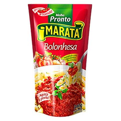 Molho Pronto Bolonhesa - Maratá - 340g