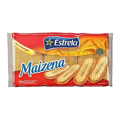 Biscoito Maizena - Estrela - 400g