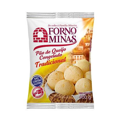 Pão de Queijo - Congelado - Forno de Minas - 400g
