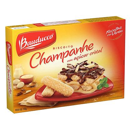 Biscoito Champanhe com Açúcar Cristal - Bauducco - 150g