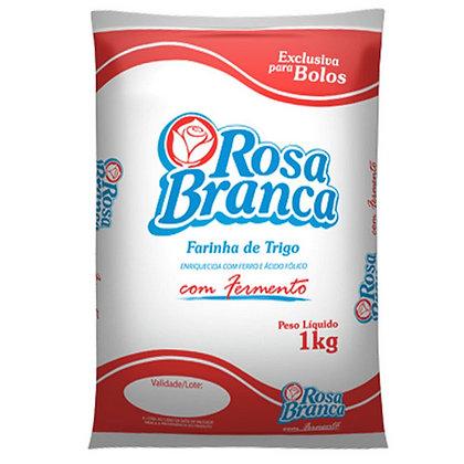 Farinha de Trigo - Rosa Branca - 1kg