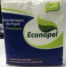 Guardanapos - Econopel - c/50 Unidades