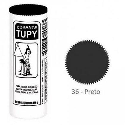 Corante Preto - Tupy - 45g