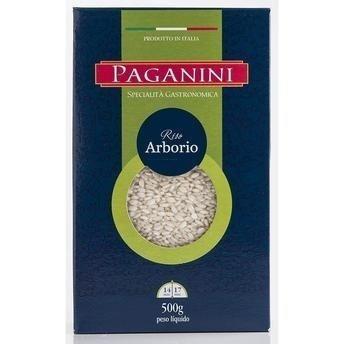 Arroz Arbóreo - Paganini - 500g