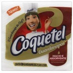 Guardanapo Coquetel 22x23cm