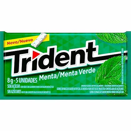 Trident Menta/Menta Verde - 8g
