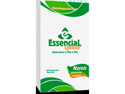 Guardanapos - Essencial Quality - c/150 Unidades