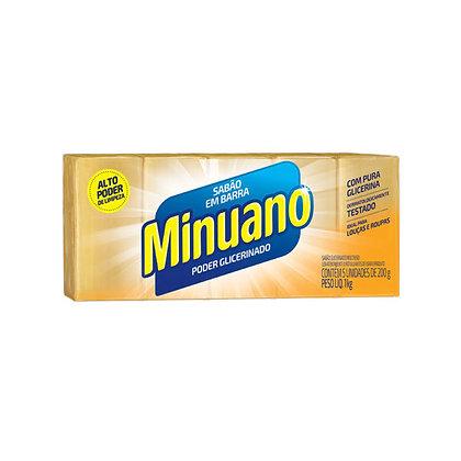 Sabão em barra - Minuano - 1kg