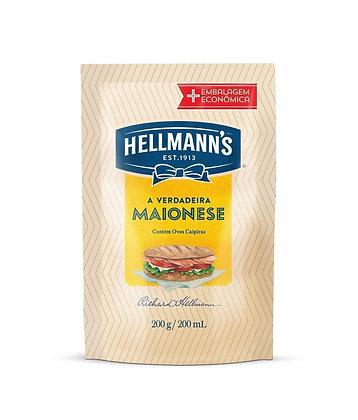 Maionese - Hellmann's - 200g