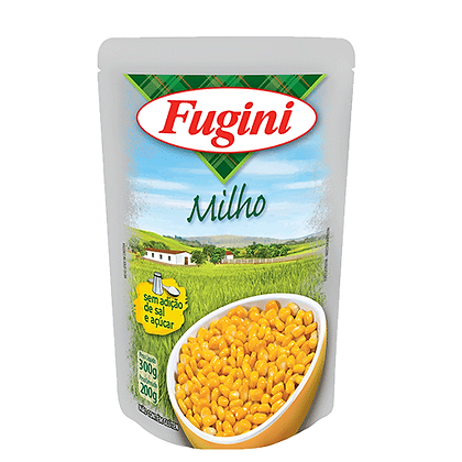 Milho - Fugini - 300g