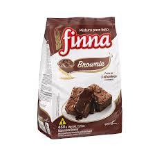 Mistura para Bolo - Brownie - Finna - 450g