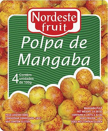 Polpa de Mangaba - Nordeste Fruit - 400g