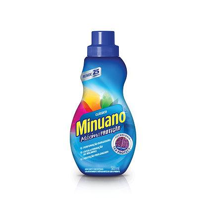 Amaciante concentrado - Minuano - 500ml