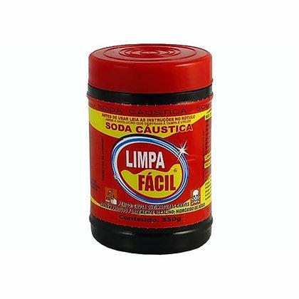 Soda cáustica - Limpa Fácil - 350g