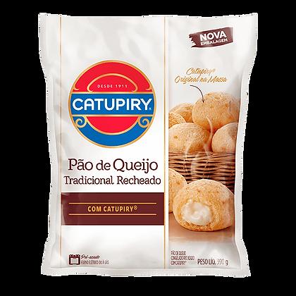 Pão de Queijo com Catupiry - Catupiry - 390g