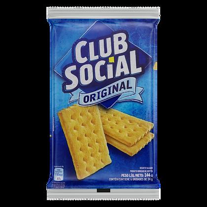 Biscoito Salgado - Club Social - 141g/144g