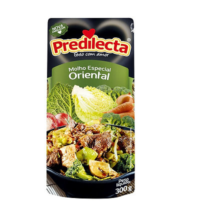Molho Especial Oriental - Predilecta - 300g