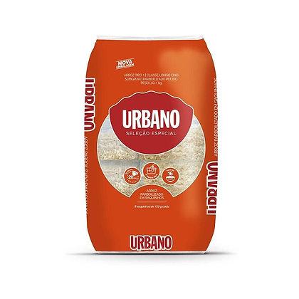 Arroz Parboilizado em Saquinhos - Urbano - 1kg