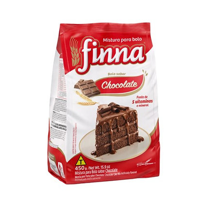 Mistura para Bolo - Chocolate - Finna - 450g