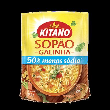 Sopão - Galinha - Kitano - 196g