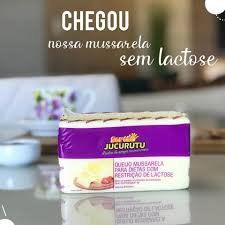 Queijo Mussarela Sem Lactose - Jucurutu - kg