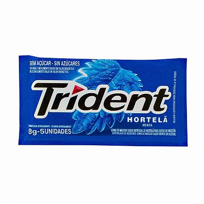 Trident Hortelã/Menta - 8g