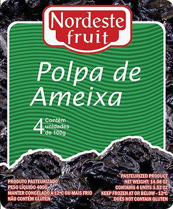 Polpa de Ameixa - Nordeste Fruit - 400g