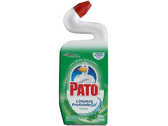 Desinfetante Pinho - Limpeza Profunda Gel - Pato - 500ml