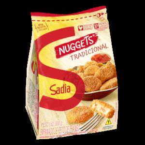 Nuggets Tradicional Sadia 300g