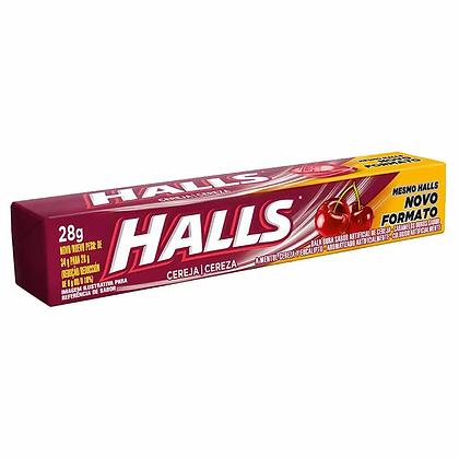 Halls Cereja - 28g