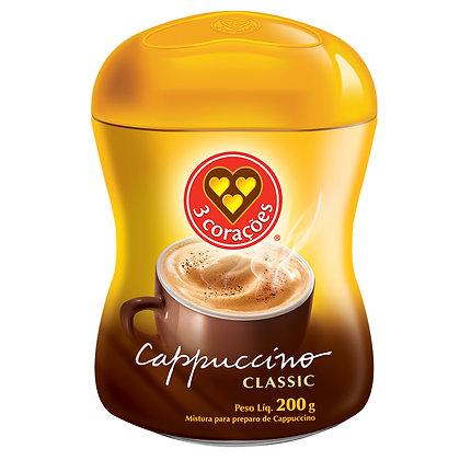 Cappuccino - 3 Corações - 200g