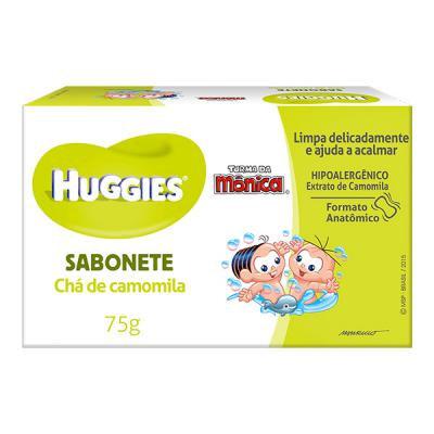 Sabonete - Chá de Camomila - Huggies - 75g