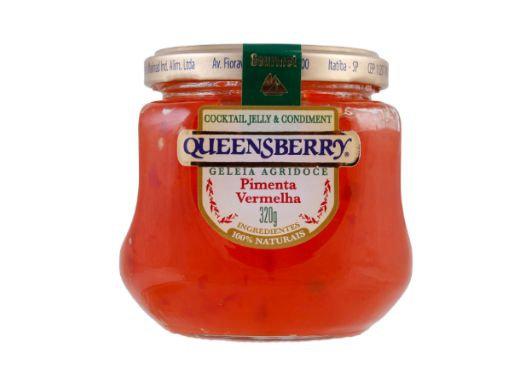 Geleia Agridoce Pimenta Vermelha - Queensberry - 320g