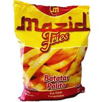 Batatas Palito congeladas - Mazid - 400g