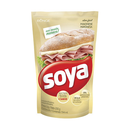 Maionese - Soya - 200g