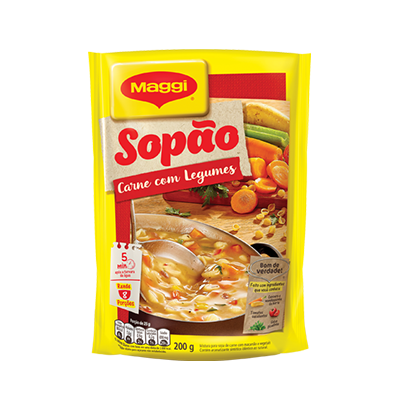 Sopão - Maggi - 200g