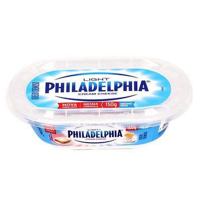 Cream Cheese Light - Philadelphia - 150g