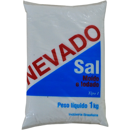 Sal - Nevado - 1kg
