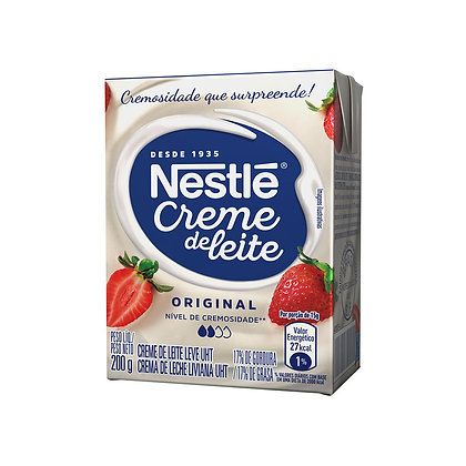 Creme de Leite - Nestlé - 200g