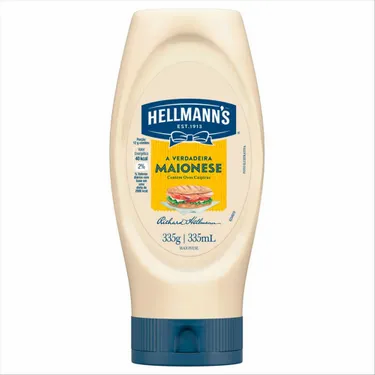 Maionese - Hellmann's - 335g