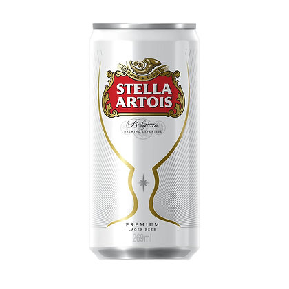 Cerveja - Stella Artois - 269ml