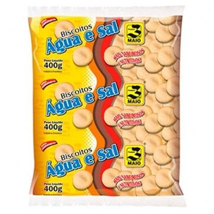 Biscoitos Água e Sal - 3 de Maio - 400g