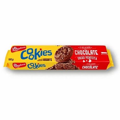 Cookies - Chocolate - Bauducco - 100g
