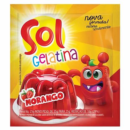 Gelatina - Sol - 25g
